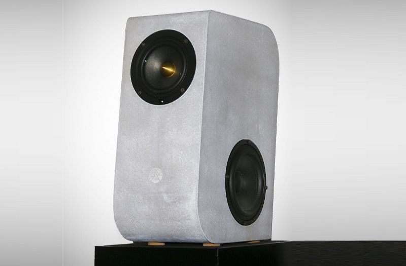 Audio B1 Speaker by Concrete Audio