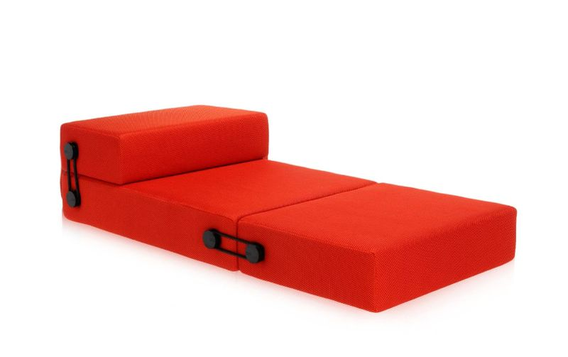 Kartell Trix daybed by Piero Lissoni