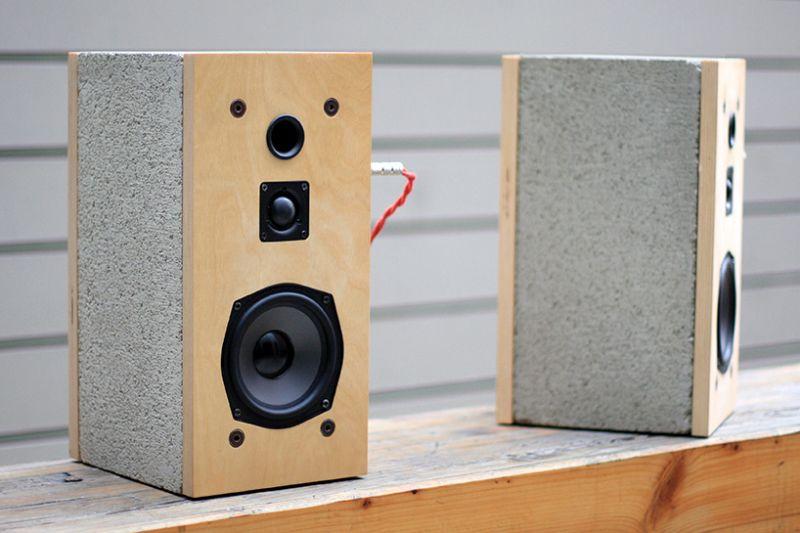 Cinder Speaker