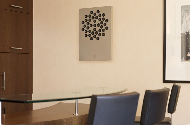 F1 wall speaker by Concrete Audio