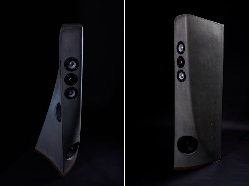 Good old stereo speaker by Destiny Audio