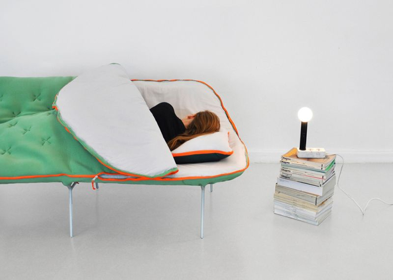 Camp Daybed by Stephanie Hornig