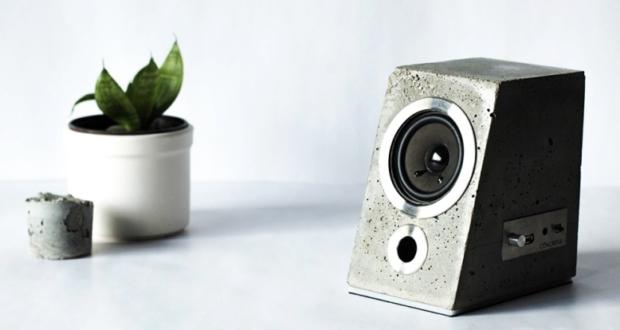 25 concrete speakers that promise best acoustics and longevity