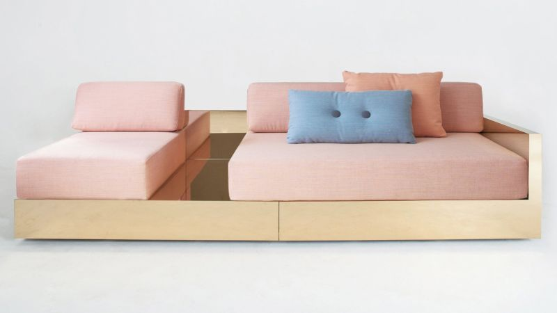 Daybed by Lim+Lu designs
