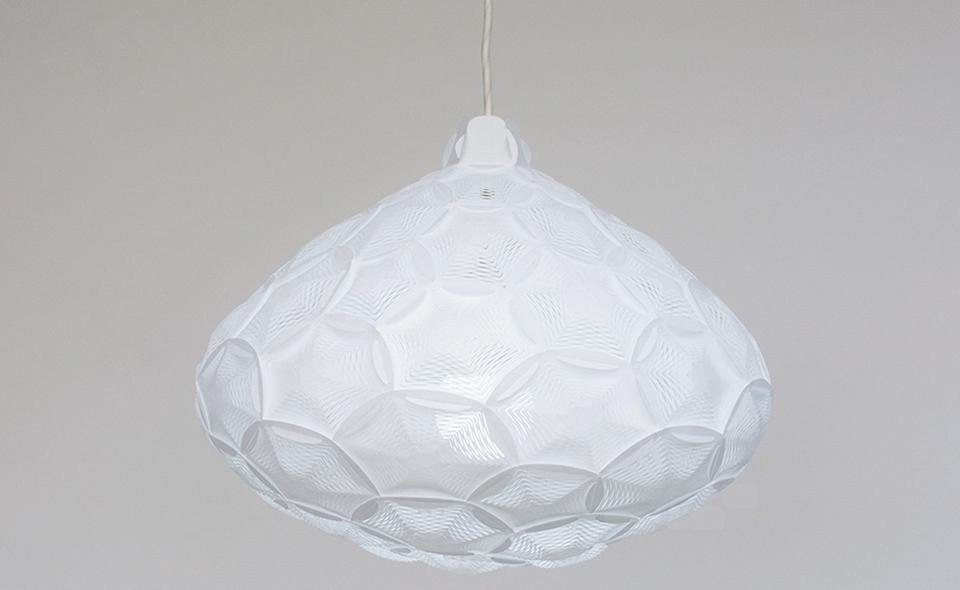 paper Cloud lamp