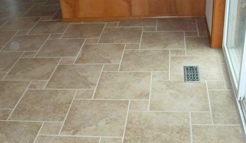 Alternate shape tiles for home