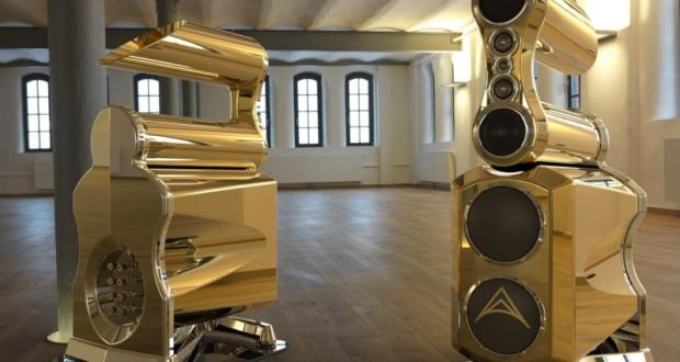 Audiovisual Speakers Alien-1