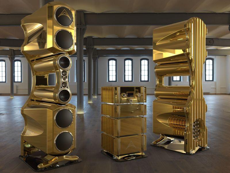 Audiovisual Speakers Fusion