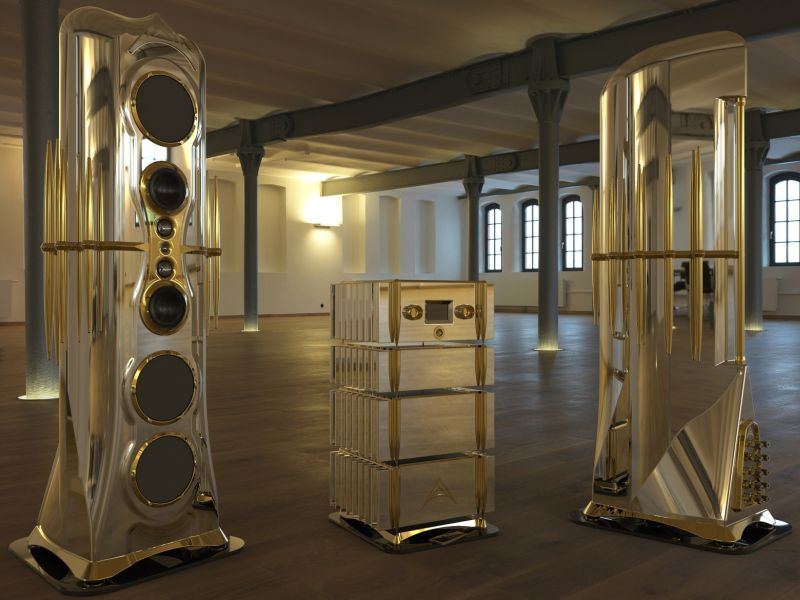 Audiovisual Speakers Minotaur