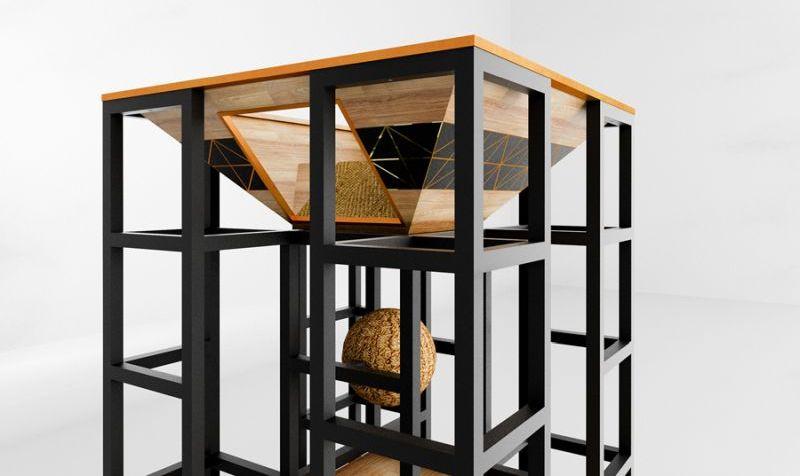 BAST Cat Furniture cat house