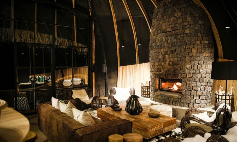 Bisate Lodge Majestic Resort For Campers Opens In Rwanda 39 S Wilderness