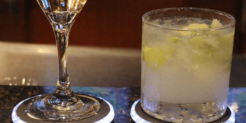 Brio smart coaster ensures drink safety during your absence