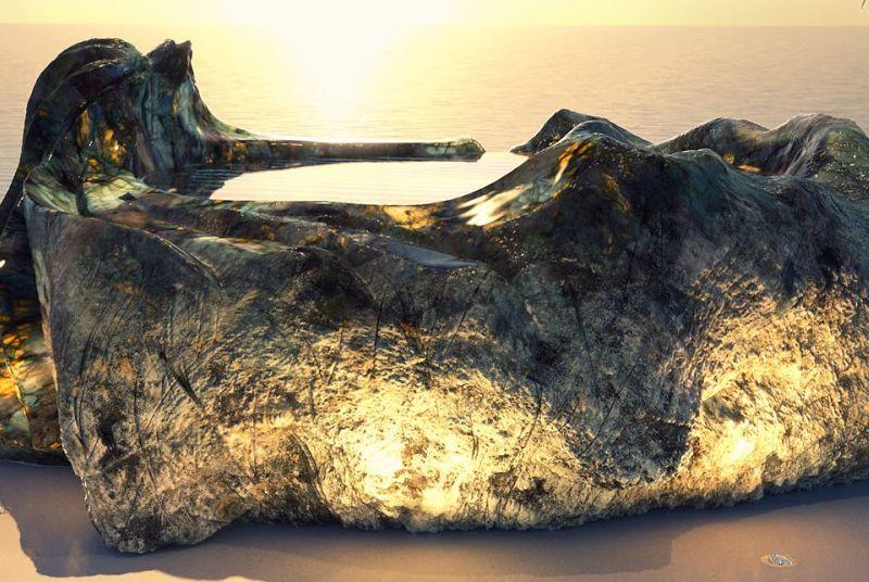 Crystal-and-Gemstone-Bath-Sculpture