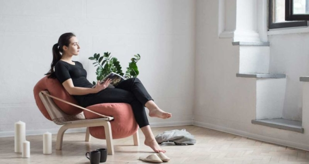 Dango flexible armchair