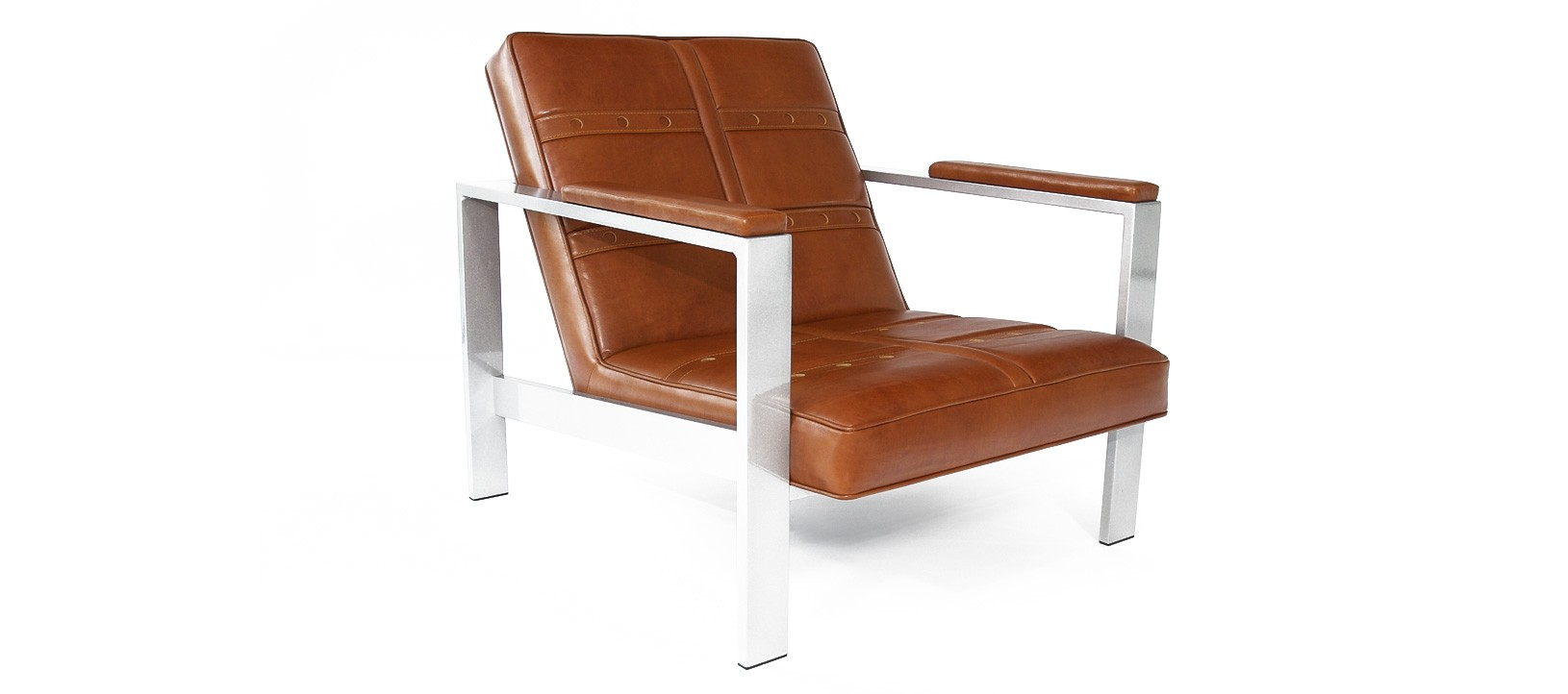 Daytona Lounge Chair by Philip Caggiano
