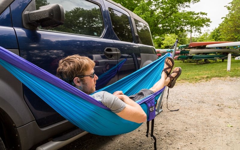 More than just a hammock