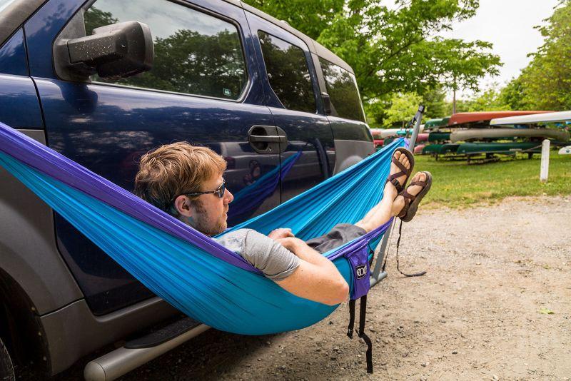 ENO Roadie hammock stand