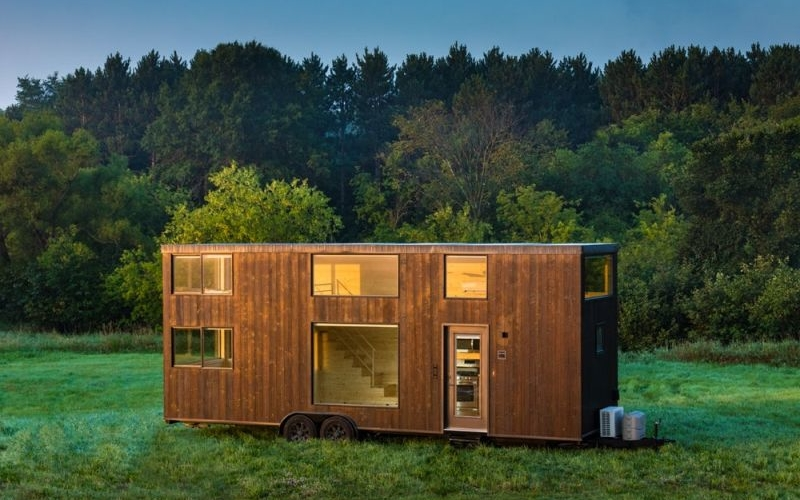 Escape One XL: Spacious tiny home oozing contemporary design