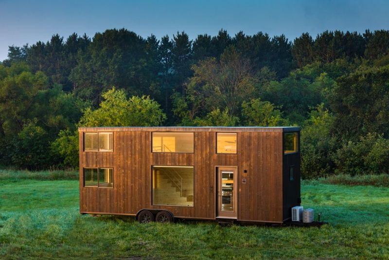 Escape One XL tiny house
