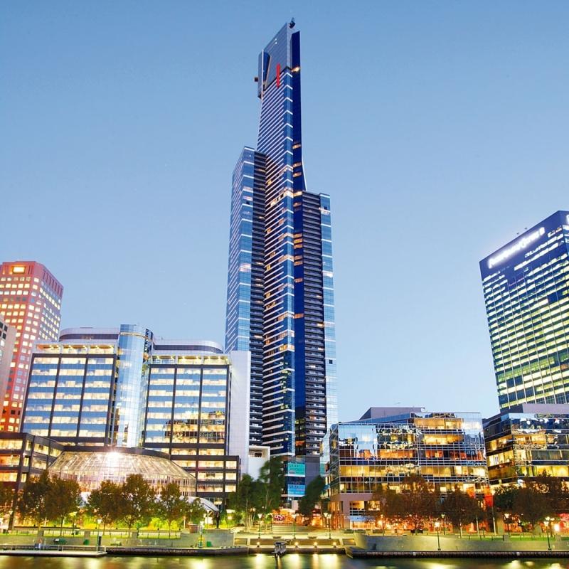 Eureka Sky deck 88 Melbourne
