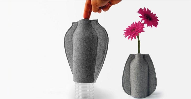 Facade vase by Orcadesign