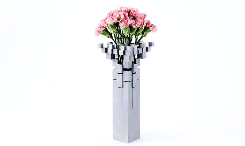 Float vase by Yokohama Makers Village