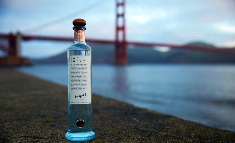 World's first fog vodka is made from San Francisco's mist