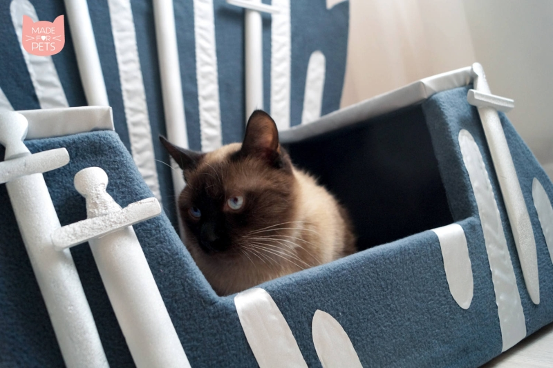Got inspired pet bed from made for pets