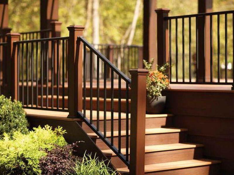 Install railings