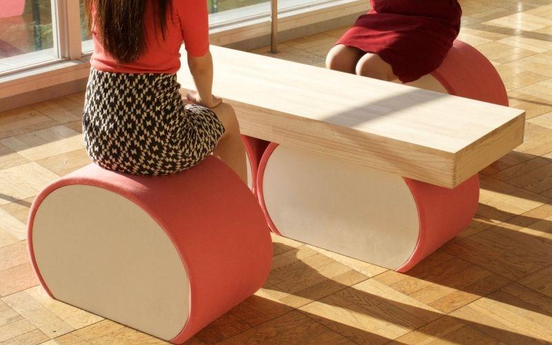 Artist designs furniture that looks like kamaboko japan s - Furniture that looks like food ...