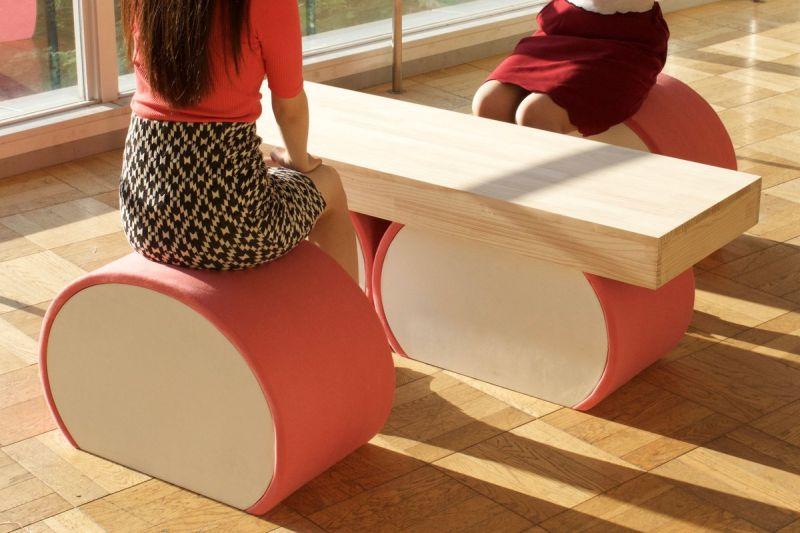 Superb Artist Designs Furniture That Looks Like Kamaboko, Japanu0027s Favorite Sea Food