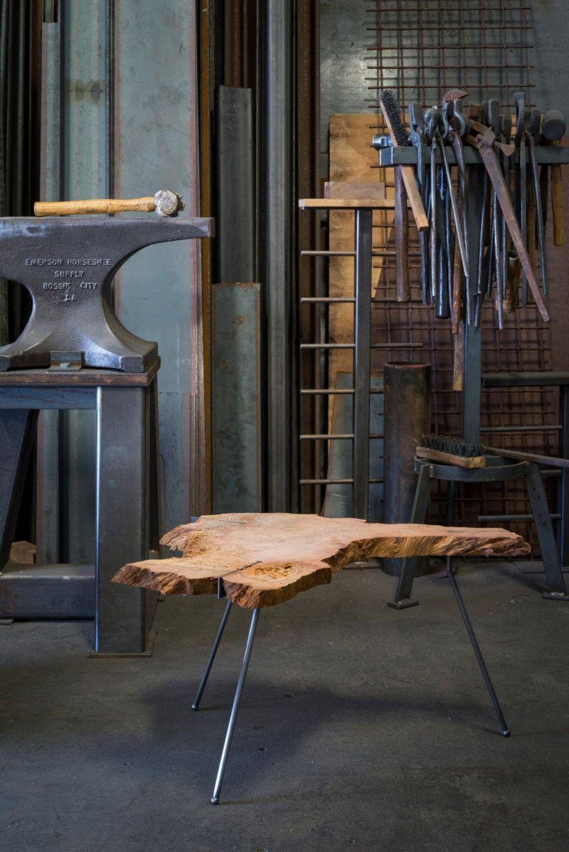 Kerf Table by Olson Kundig