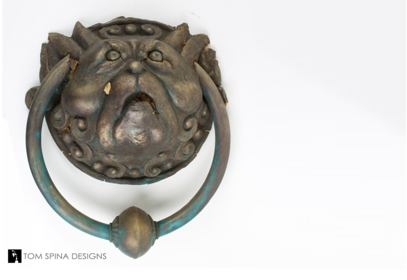 Labyrinth-Door-Knocker-Puppet-before-conservation_1
