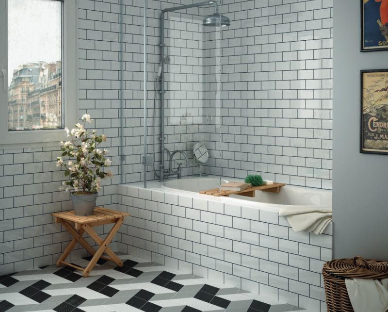 Metro Tiles trend