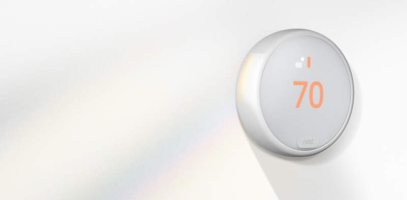 Nest Thermostat E is the cheaper version of its predecessor