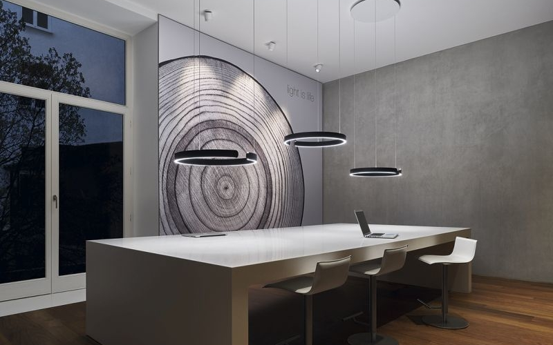Occhio designs Mito pendent light exclusively for modern interiors