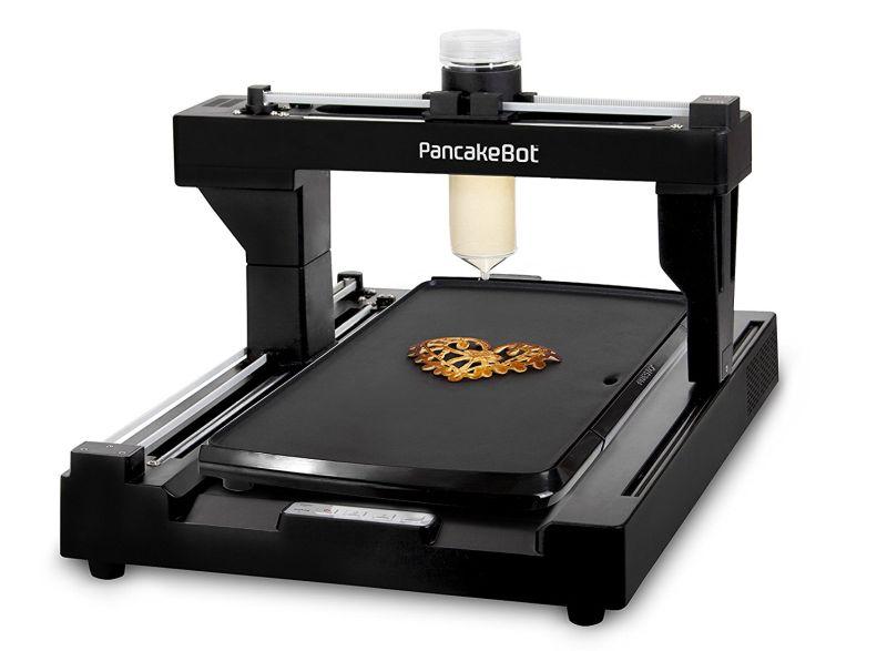 Pancakebot pancake maker