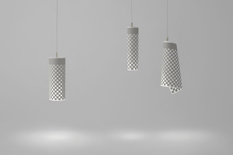 Paper Torch by Nendo