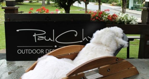 Paul Chx XXL Bobine chaise lounge-1