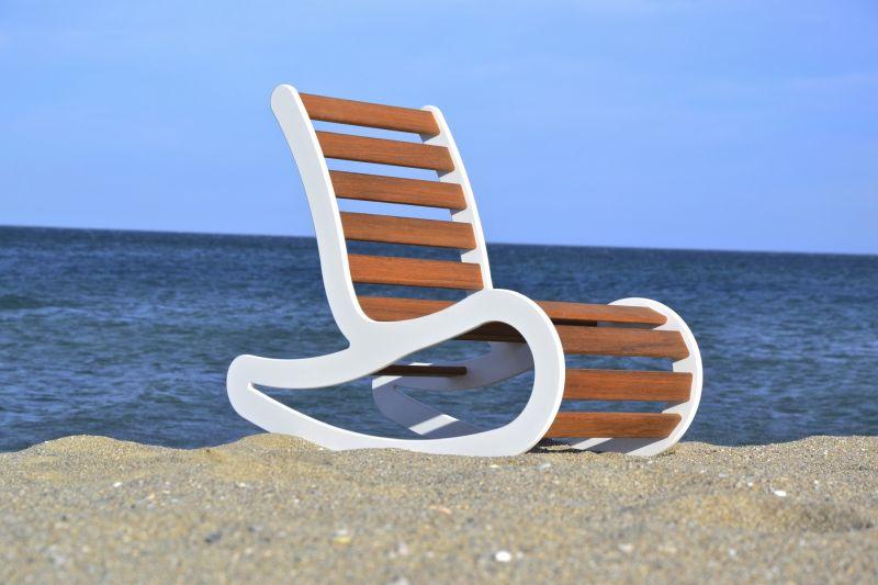 Peppouze outdoor armchair
