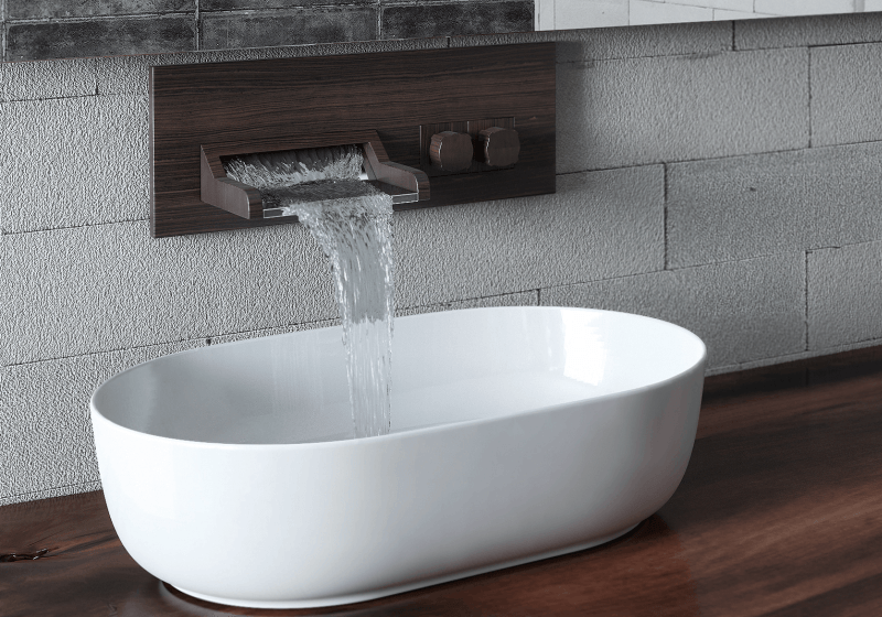 QS Supplies Wooden Taps and Showers
