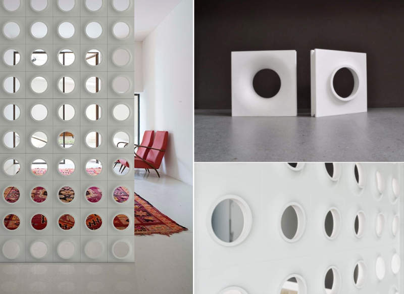 Redefine your space with modular room dividers by Monica Freitas