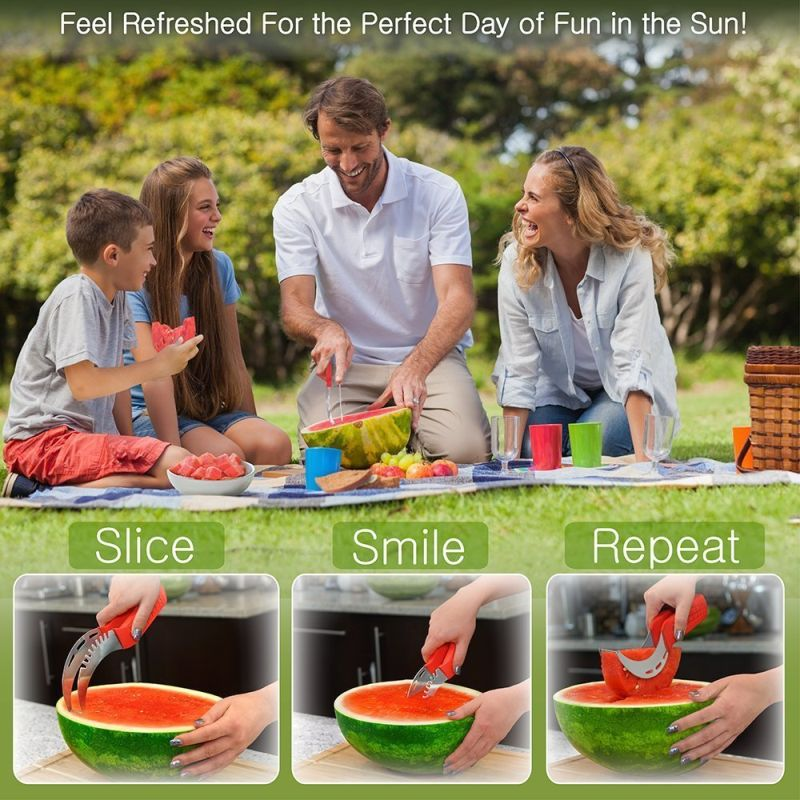 Sleeké Watermelon slicer
