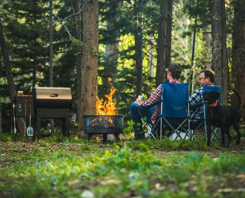 Timberline WiFire Grill