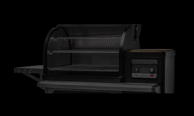 Traeger smart Timberline WiFire Grill