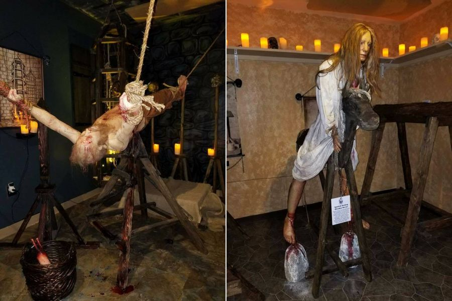 Amsterdam S Torture Museum Relives Europe S Gruesome Past