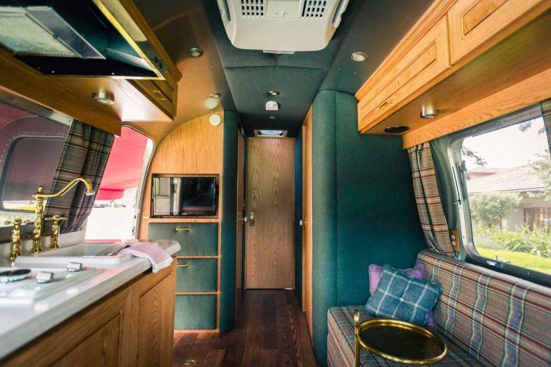 Huntsman mobile-tailoring studio