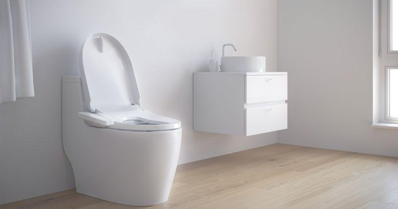 Xiaomi Zhimi smart toilet seat bidet