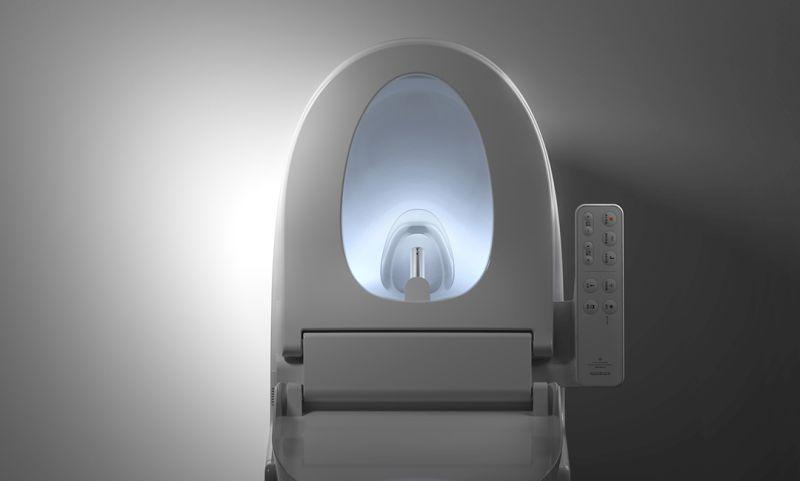 Superb Xiaomi Unveils A Us 260 Smart Toilet Seat Ibusinesslaw Wood Chair Design Ideas Ibusinesslaworg