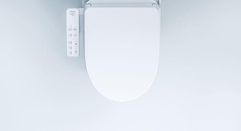 Tremendous Xiaomi Unveils A Us 260 Smart Toilet Seat Customarchery Wood Chair Design Ideas Customarcherynet